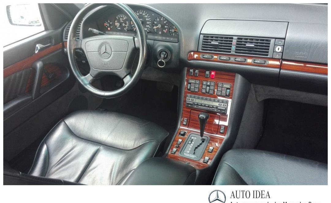 Mercedes-Benz Klasa S 16