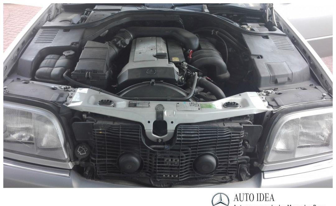 Mercedes-Benz Klasa S 92