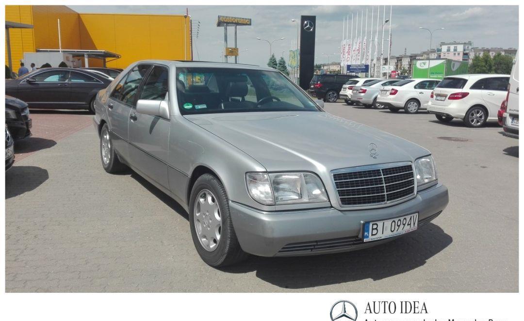 Mercedes-Benz Klasa S 4