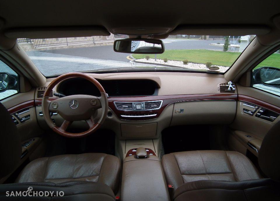 Mercedes-Benz Klasa S Mercedes S 320 CDI STAN SUPER 29