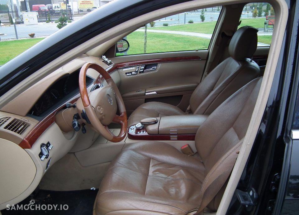 Mercedes-Benz Klasa S Mercedes S 320 CDI STAN SUPER 16
