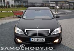 mercedes-benz klasa s mercedes s 320 cdi stan super