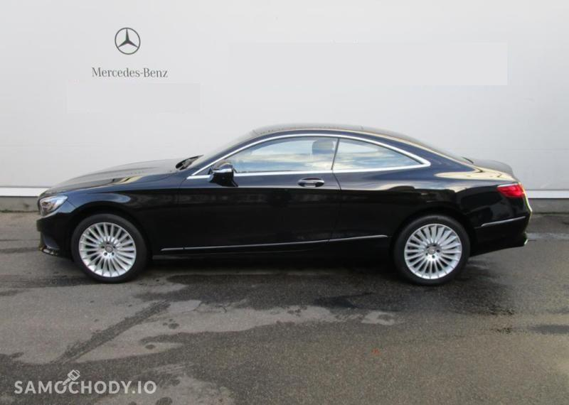 Mercedes-Benz Klasa S 500 4MATIC Coupe KEYLESS/Head Up/Kamera 360/Burmester/FV23% 7