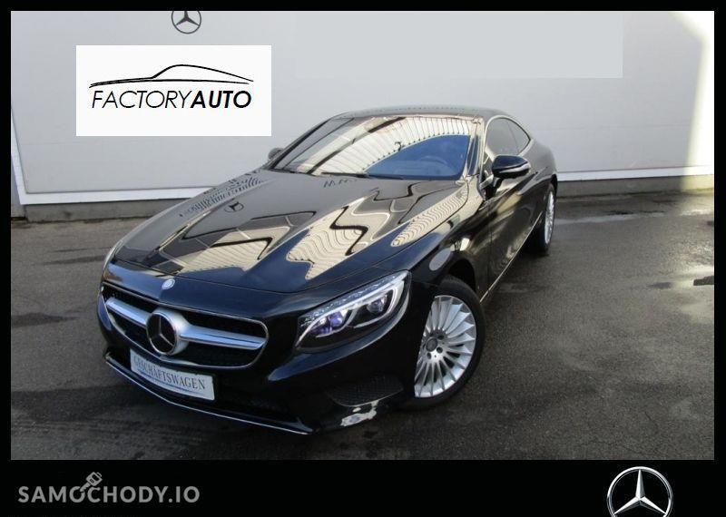 Mercedes-Benz Klasa S 500 4MATIC Coupe KEYLESS/Head Up/Kamera 360/Burmester/FV23% 1