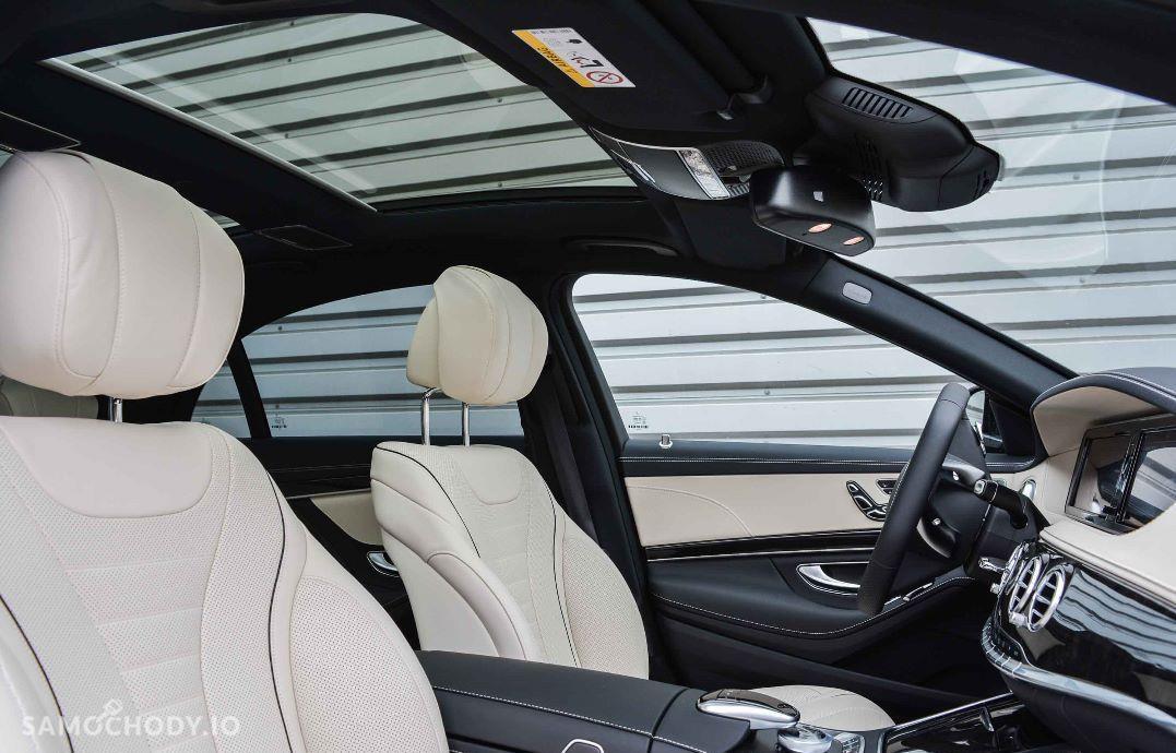 Mercedes-Benz Klasa S S 350d 4Matic L stylizacja AMG rocznik 2017 UPUST 20% 11