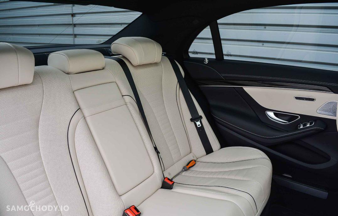 Mercedes-Benz Klasa S S 350d 4Matic L stylizacja AMG rocznik 2017 UPUST 20% 16