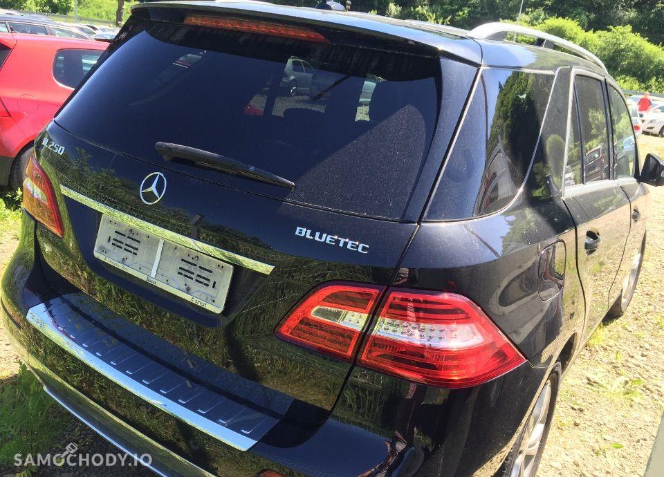Mercedes-Benz ML Ml250 CDI blueTec 4 matic 1