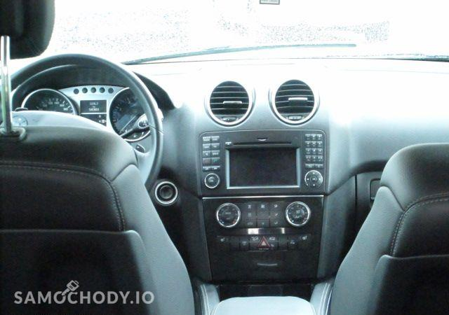 Mercedes-Benz ML ML 350, 4 MATIC, 272 KM, Nawigacja, Automat 106