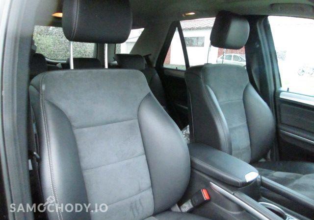 Mercedes-Benz ML ML 350, 4 MATIC, 272 KM, Nawigacja, Automat 37