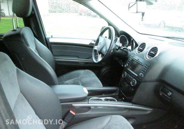 Mercedes-Benz ML ML 350, 4 MATIC, 272 KM, Nawigacja, Automat 22