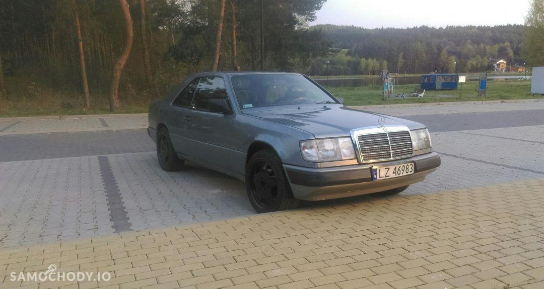 Mercedes-Benz W124 (1984-1993) Mercedes W124 coupe 79