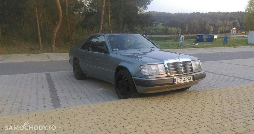 Mercedes-Benz W124 (1984-1993) Mercedes W124 coupe 11