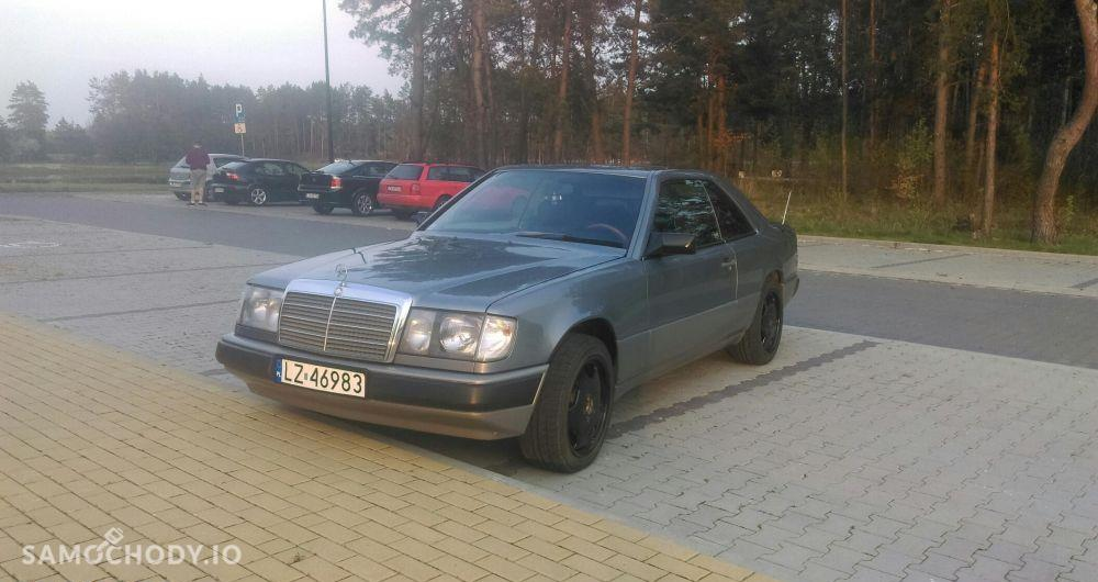 Mercedes-Benz W124 (1984-1993) Mercedes W124 coupe 16