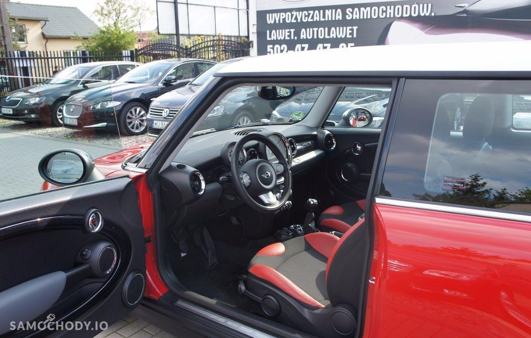 Mini Cooper 1.6 120KM salonPL 1wł serwis xenon VAT23% 11