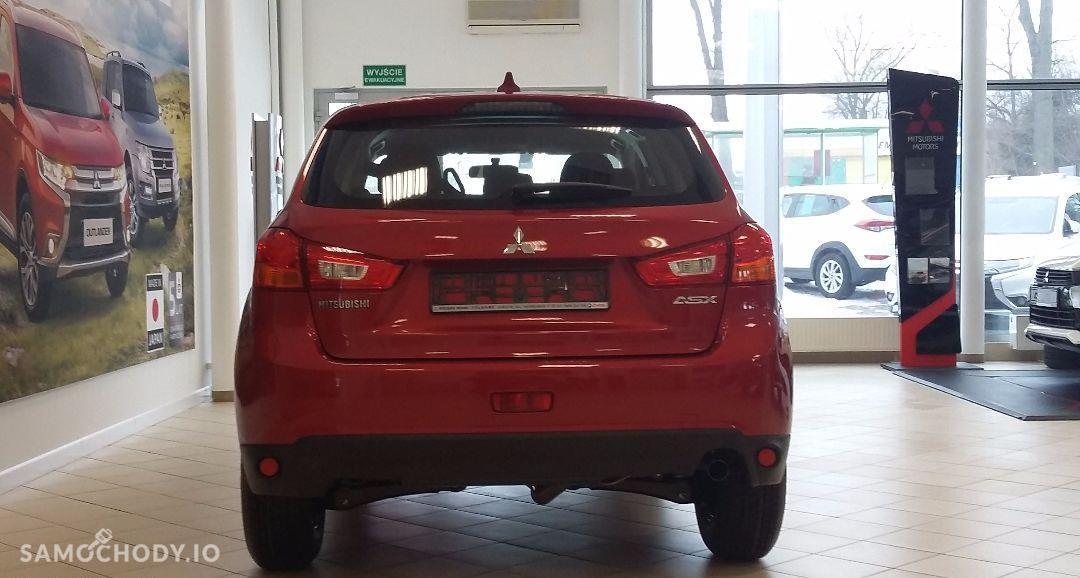 Mitsubishi ASX Mitsubishi ASX wersja inform 4