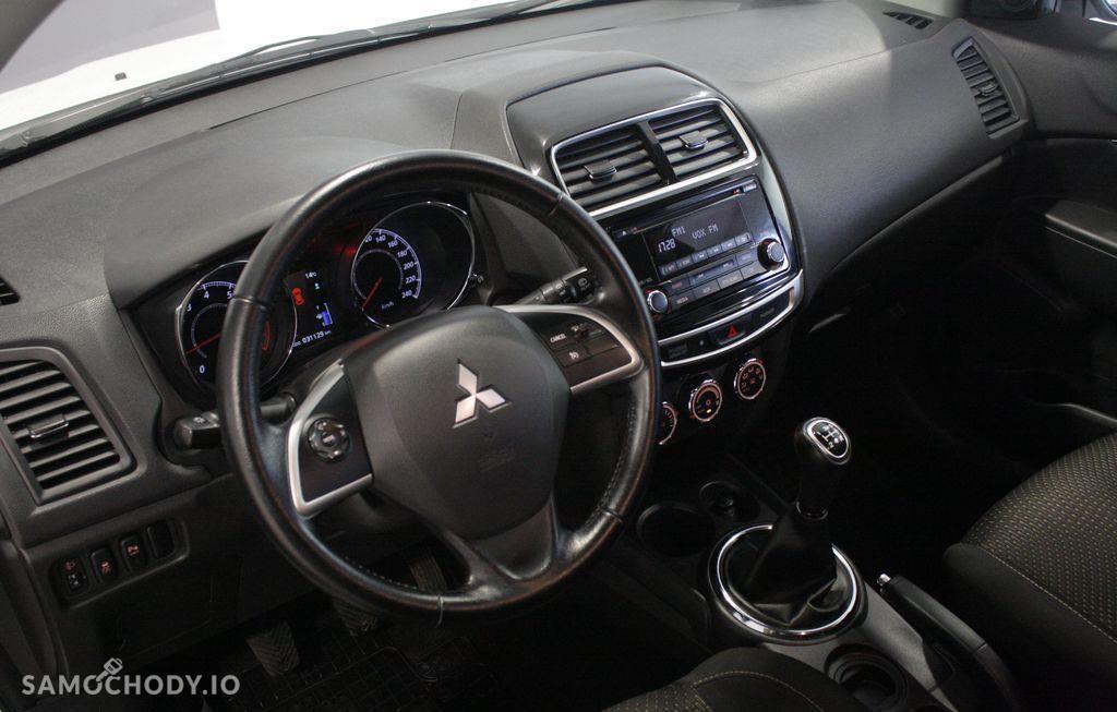 Mitsubishi ASX Bezwypadkowy Salon PL Gwarancja fabryczna 7