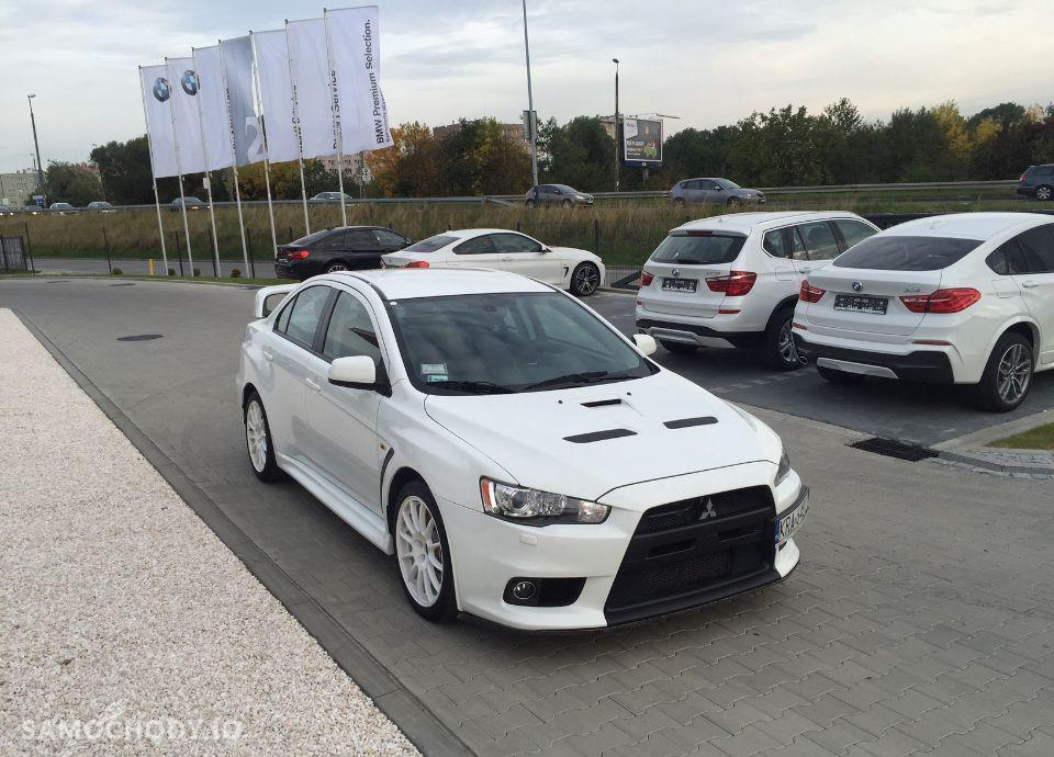 Mitsubishi Lancer Evolution LANCER EVO X , Solon Polska 2