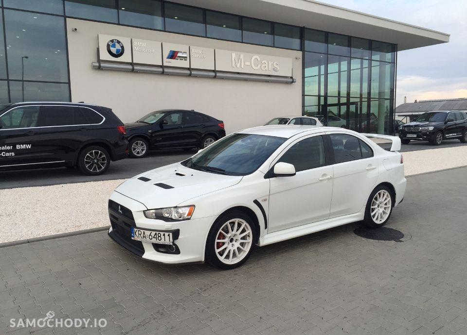 Mitsubishi Lancer Evolution LANCER EVO X , Solon Polska 4