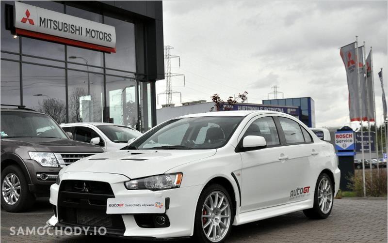 Mitsubishi Lancer EVOLUTION X! GT360! Salon Polska! Demo! FV23%! 1