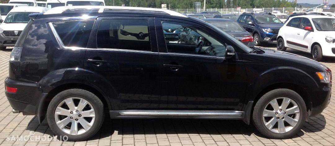 Mitsubishi Outlander od pierwszego klienta z polskiego salonu pewny stan i historia 7