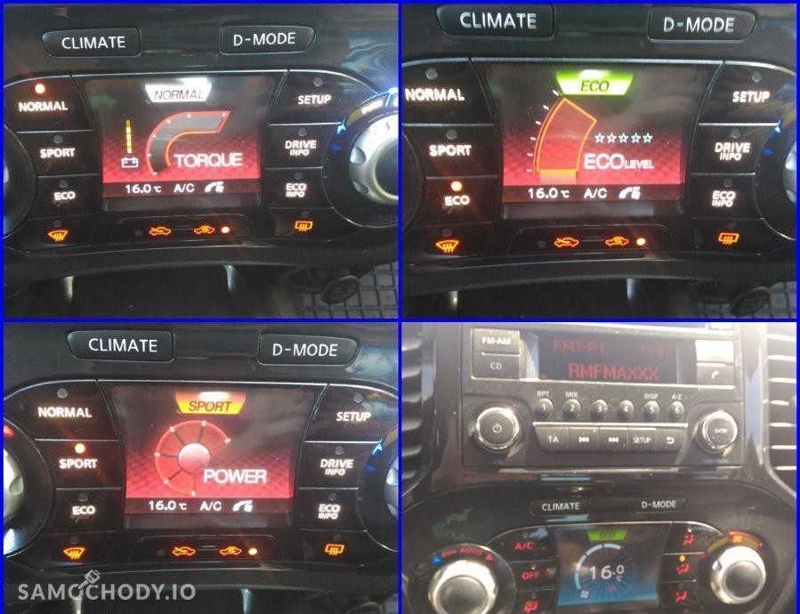 Nissan Juke ładny Crossover Juke 1.6i Dynamic 117ps clima alu 17 rejestr PL OC 37