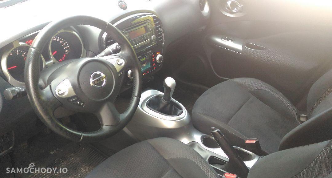 Nissan Juke ładny Crossover Juke 1.6i Dynamic 117ps clima alu 17 rejestr PL OC 29