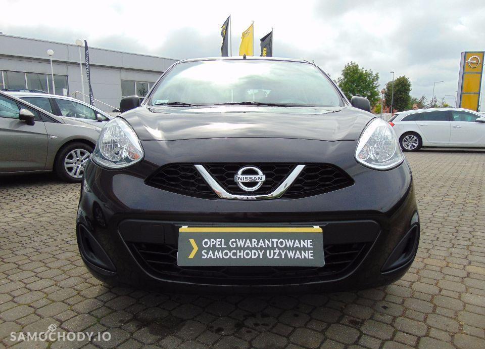 Nissan Micra 1.2, salon PL, I wł. Iwsza rej. marzec 2014r.! 2