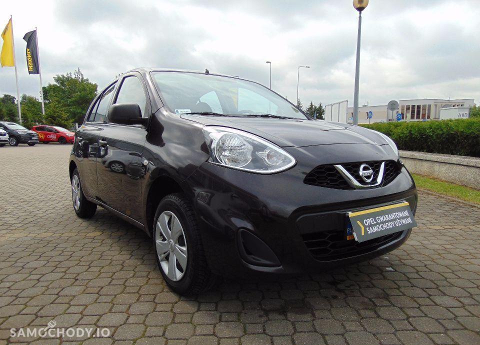 Nissan Micra 1.2, salon PL, I wł. Iwsza rej. marzec 2014r.! 4
