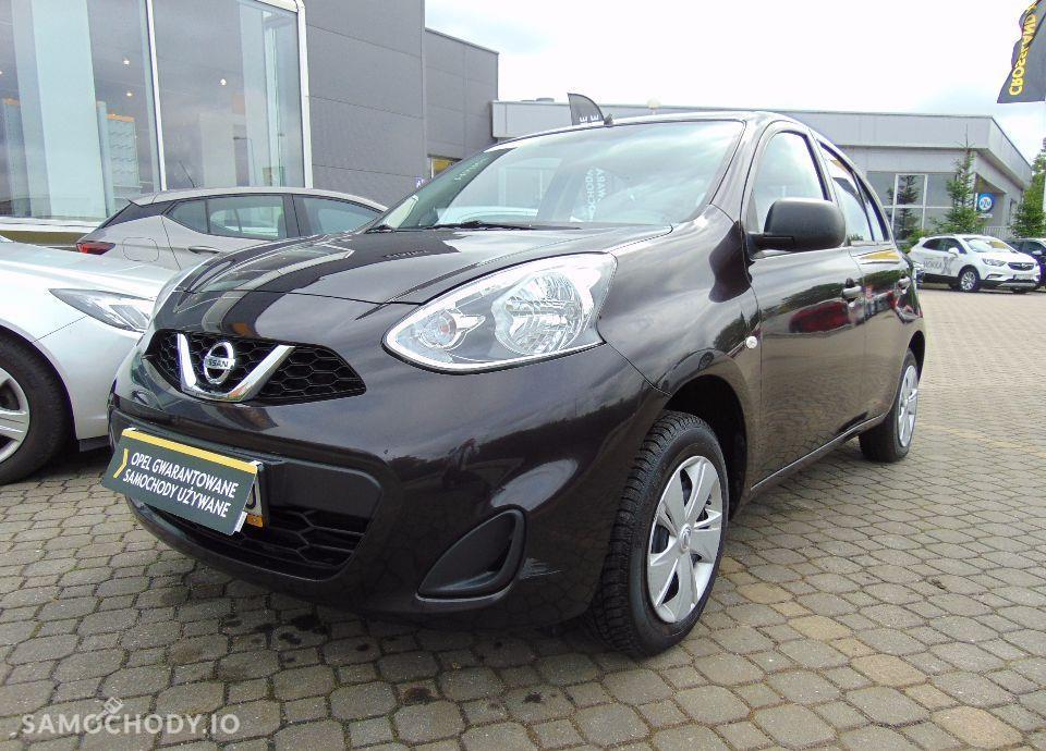Nissan Micra 1.2, salon PL, I wł. Iwsza rej. marzec 2014r.! 7