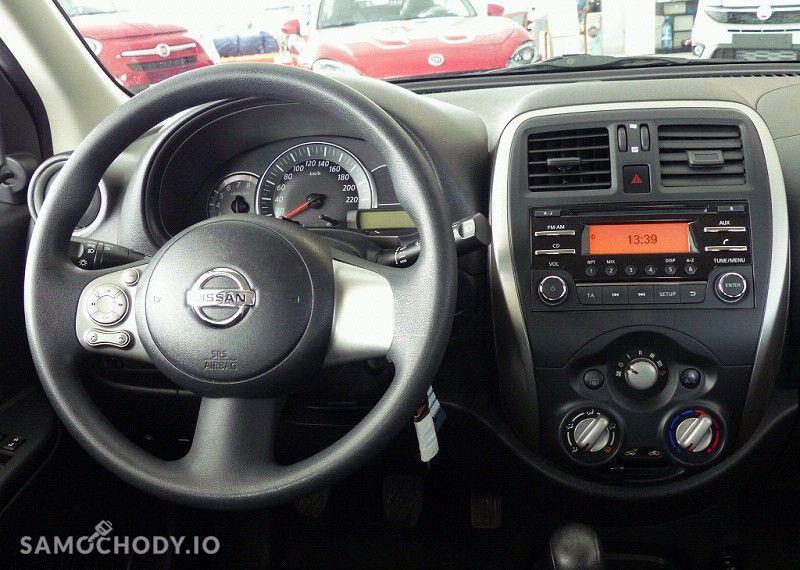 Nissan Micra 1.2 12V 80KM klimatyzacja Gwarancja 67