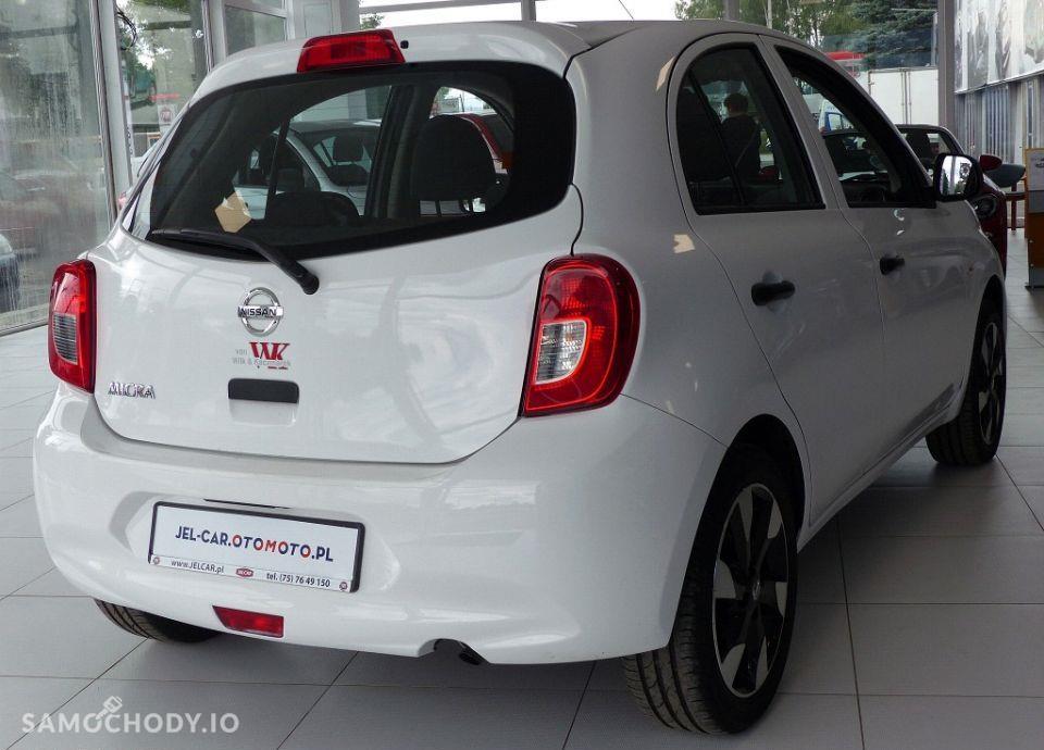 Nissan Micra 1.2 12V 80KM klimatyzacja Gwarancja 37