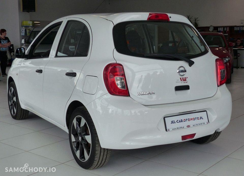 Nissan Micra 1.2 12V 80KM klimatyzacja Gwarancja 22