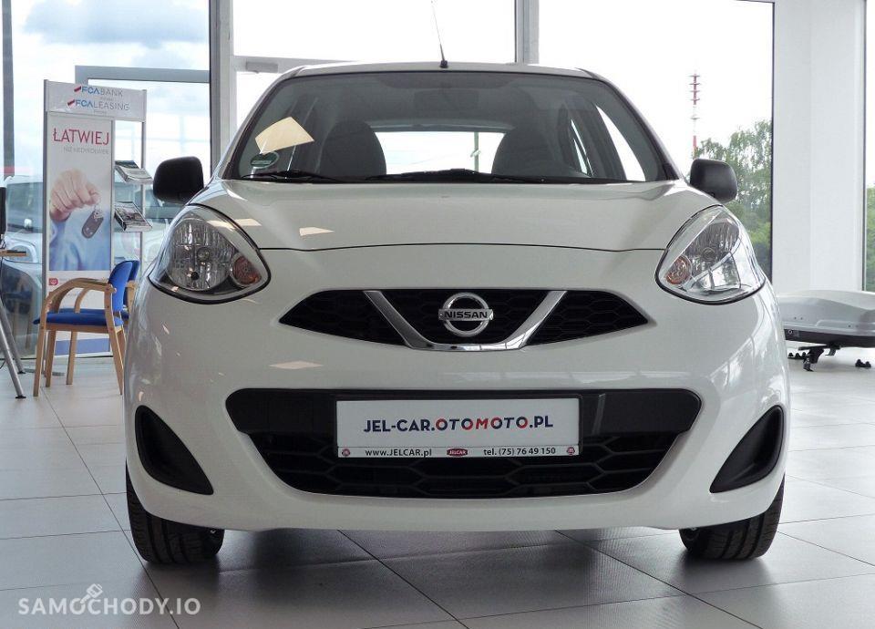 Nissan Micra 1.2 12V 80KM klimatyzacja Gwarancja 11