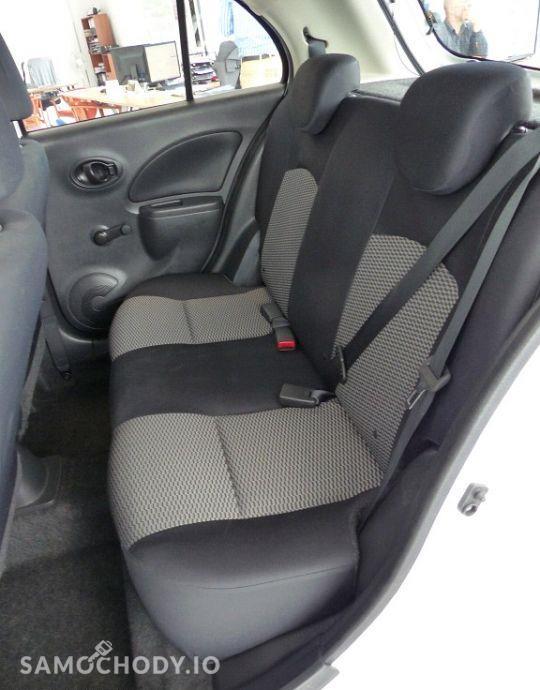 Nissan Micra 1.2 12V 80KM klimatyzacja Gwarancja 106