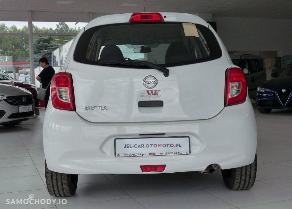 Nissan Micra 1.2 12V 80KM klimatyzacja Gwarancja 29
