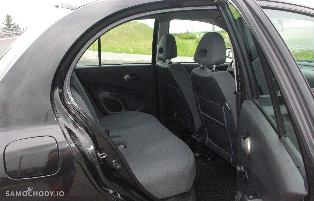 Nissan Micra 1,2 16v # Klimatyzacja # Elektryka # LPG firmy BRC !! ZAREJESTROWANY # 79