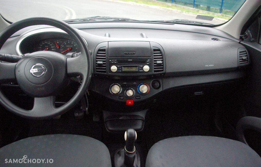 Nissan Micra 1,2 16v # Klimatyzacja # Elektryka # LPG firmy BRC !! ZAREJESTROWANY # 46