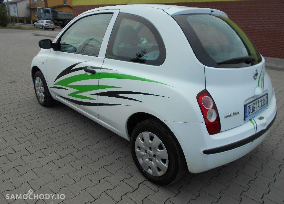 Nissan Micra 1.3*benzyna*Klima*koszt rejestracji 256zł 4