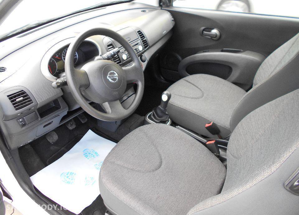 Nissan Micra 1.3*benzyna*Klima*koszt rejestracji 256zł 11