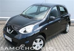nissan z województwa mazowieckie Nissan Micra 1,2i 80KM z gwarancją