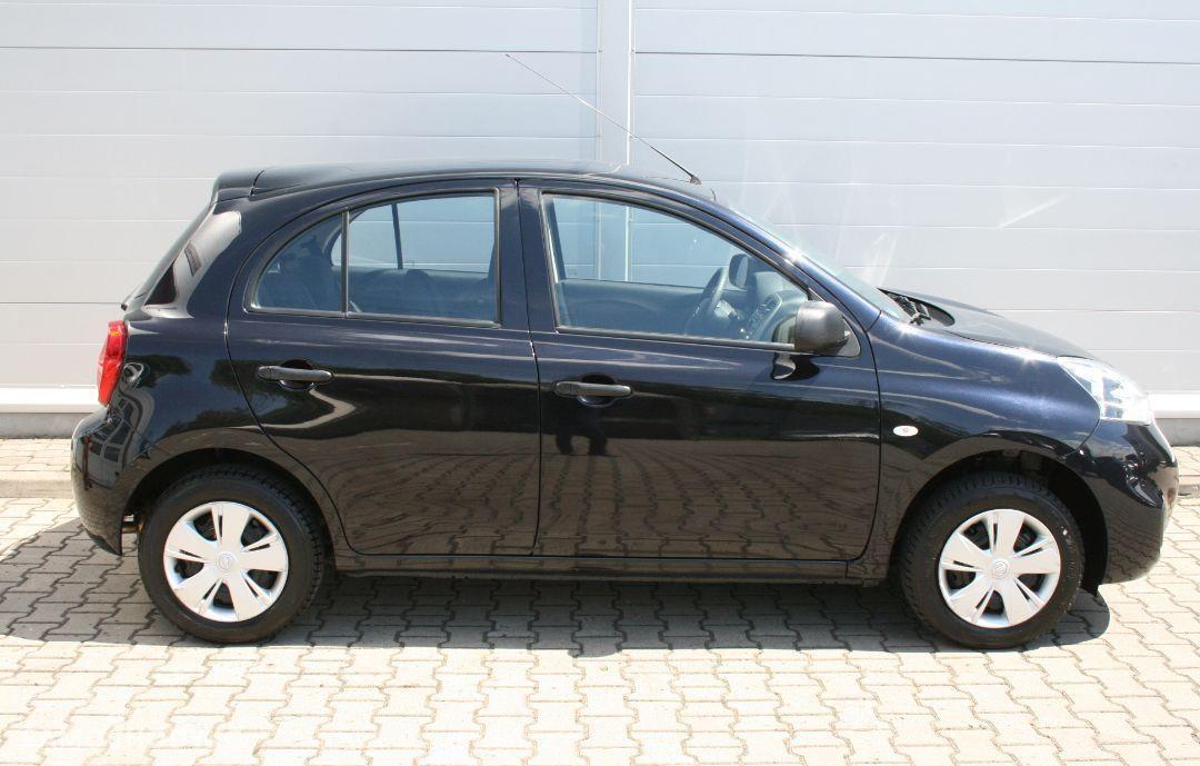 Nissan Micra 1,2i 80KM z gwarancją 4