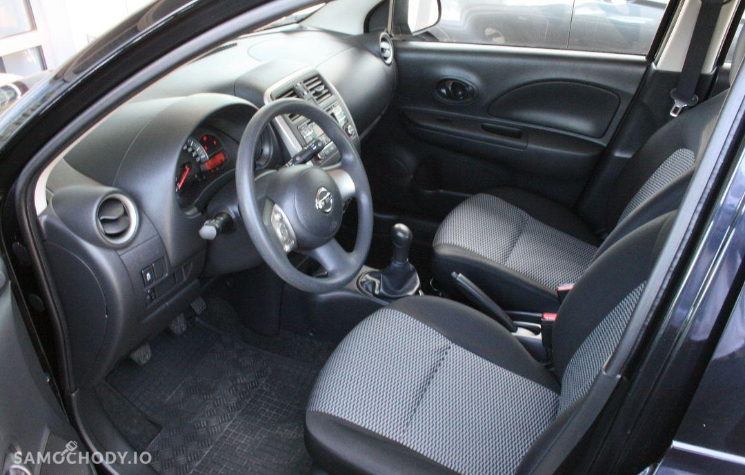 Nissan Micra 1,2i 80KM z gwarancją 22