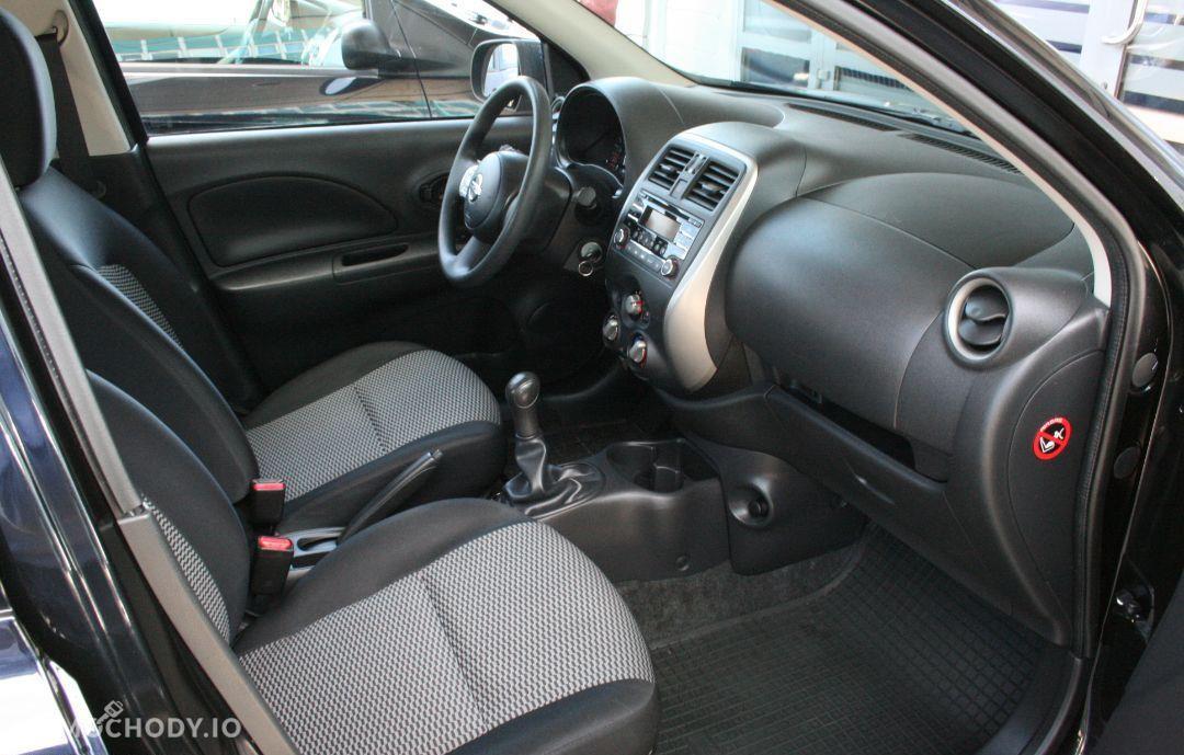 Nissan Micra 1,2i 80KM z gwarancją 37