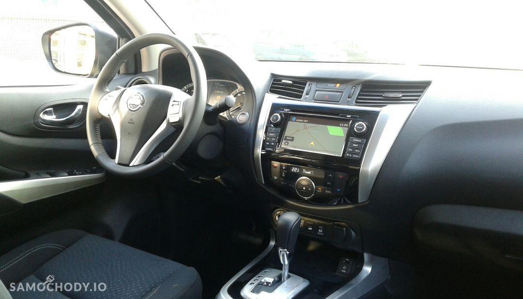 Nissan Navara 2,3 dCi 190KM 4WD Bi Turbo Tekna + blokada tylnego mostu/automat 4