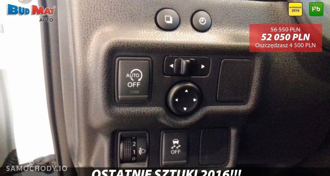 Nissan Note ACENTA 1.2 80KM + Pakiet Auto + Koło zapasowe Biała Perła 2016 56