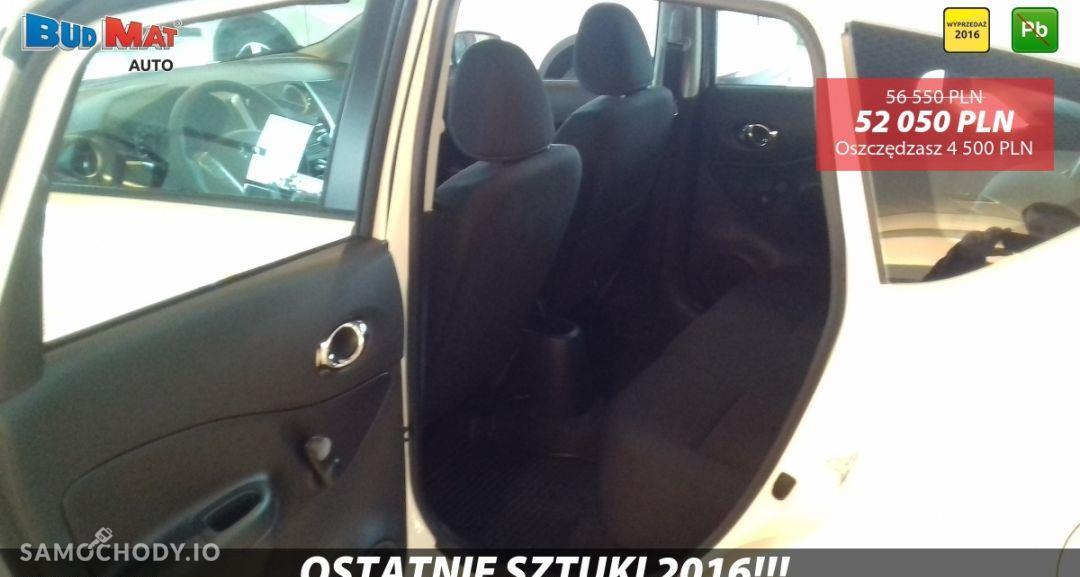 Nissan Note ACENTA 1.2 80KM + Pakiet Auto + Koło zapasowe Biała Perła 2016 11