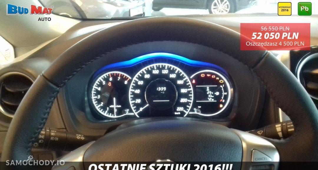 Nissan Note ACENTA 1.2 80KM + Pakiet Auto + Koło zapasowe Biała Perła 2016 29