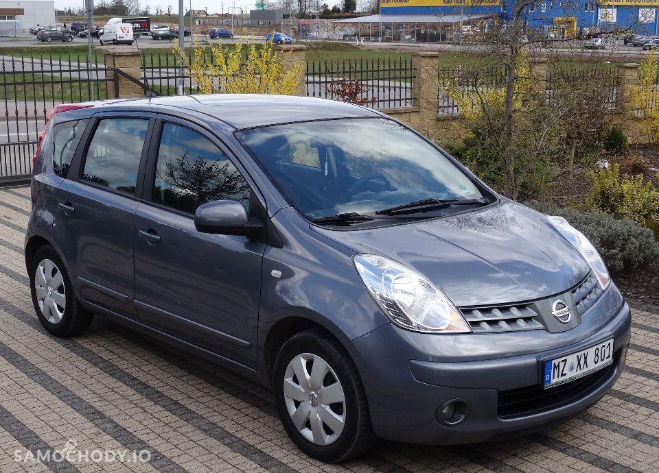 Nissan Note 1.5DCI 86KM Klima Serwis Bezwypadkowy 37