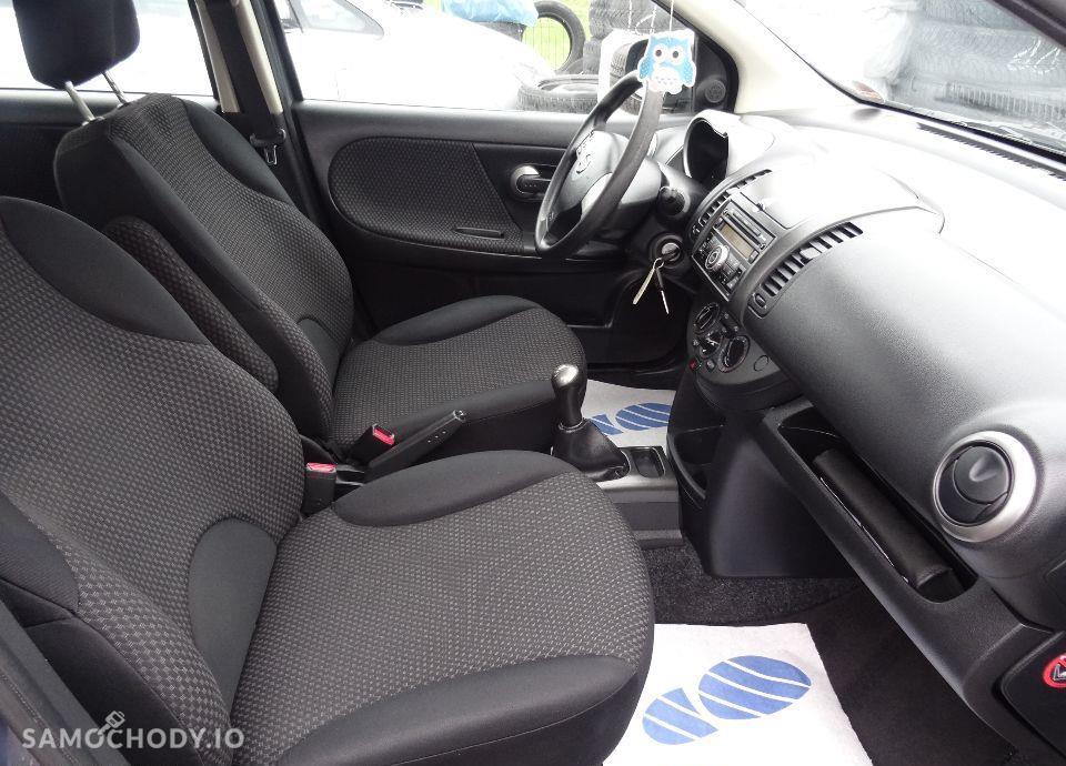 Nissan Note 1.5DCI 86KM Klima Serwis Bezwypadkowy 67