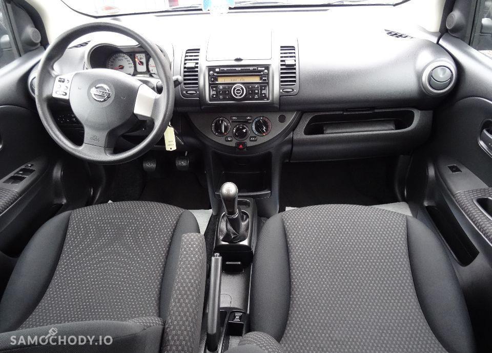 Nissan Note 1.5DCI 86KM Klima Serwis Bezwypadkowy 79